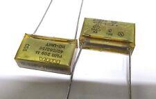 Paquete De 5 Rifá PMR209-M-610 100nf 100R 250 V CA Condensador de Supresión de red 0.1uf