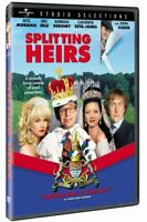 DVD - Comedy - Splitting Heirs - Rick Moranis - Catherine Zeta-Jones John Cleese