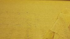 """Yellow Casement Fabric!!  48"""" Wide!!  SOLD BY THE YARD!! (832)"""