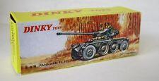 REPRO BOX DINKY n. 827 carri armati Panhard FL 10