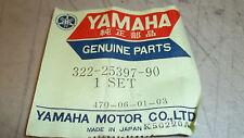 Yamaha OEM NOS spokes 322-25397-90 MX250 MX360 SC500  #SB8