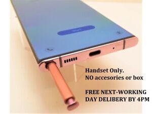 Samsung Galaxy Note20 Ultra 5G SM-N986B/DS Dual Sim 12GB 256GB Bronze (Unlocked)