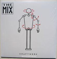 KRAFTWERK LP x 2  The Mix 180g SEALED Remastered 2009 Audiophile+ BOOKLET
