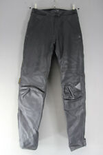 "HEIN GERICKE STREETLINE LEATHER BIKER TROUSERS/ARMOUR: WAIST 28""/INSIDE LEG 32"""