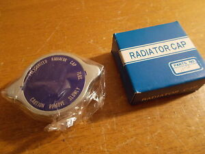 53 54 Hudson Jet Jetliner New 7# Pressure Radiator Cap