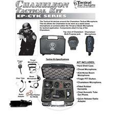 Tactical Ear Gadgets CHAMELEON Tact Kit for Motorola SABER 1 2 3 I II III Astro