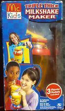 Vintage Collectible - McKids Milkshaker Maker By McDonalds Corporation From 2003