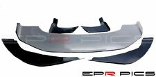 Nissan 180SX S13 PS13 Bunny Style Vr2 Front Bumper Under Diffuser & Canard Set