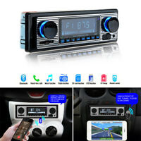 Car Vehicle Bluetooth Stereo In-dash MP3 Player USB/SD/WMA/MP3/WAV Radio Remote
