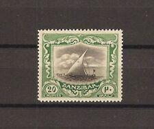ZANZIBAR 1921-9 SG 296 MNH Cat £350 .FINE