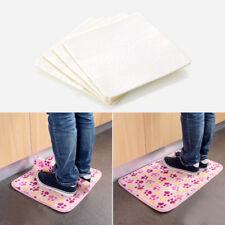UK Hot 4 X Carpet Pad Double-sided adhesive Sticker Anti Slip Mat Pads Anti Slip