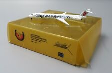 Crossair MD81 Reg: HB-ISX Phoenix 1:400 Diecast Models  LAST ONE!!!