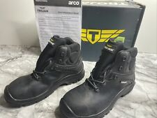 Steel Toe Capped 6T12 Trojan Tank S3 Hiker-Style Safety Boots Size 8 New *Read*