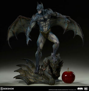 Batman Gotham City Nightmare Collection Statue Sideshow 200424