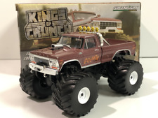 Monster Truck with 66 Tyres 1979 Ford F-250 Goliath 1:43 Greenlight 88023