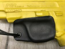 Kydex Trigger Guard for M&P Shield 2.0 Black