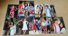 High School Musical 3 Panini Photo Cards