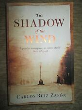 The Shadow of the Wind by Carlos Ruiz Zafon (Paperback, 2004)