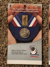 1996 Olympic Half Dollar Commemorative Coin and Pin