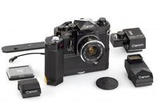 Canon F1 motor drive set // 31802,1