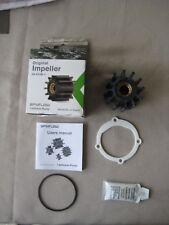 JOHNSON WATER PUMP IMPELLER F6B-9 H/D .SKI / WAKE / SPEED / RACE / TRAWLER