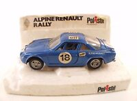 Polistil S21 Alpine renault Rally 1/25 en boite/boxed