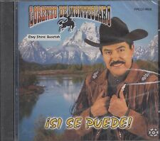 Lorenzo de Monteclaro Si Se Puede CD New Nuevo