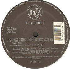 ELECTROSET - How Does It Feel ? (Theme From Techno Blues) - FFRR