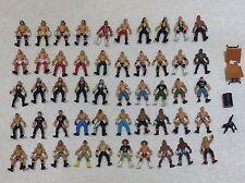 Action- & Spielfiguren ohne Verpackung mit Wrestling-Motiv