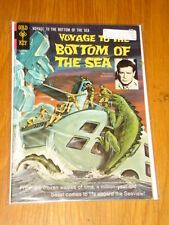 VOYAGE TO THE BOTTOM OF THE SEA #8 VF- (7.5) GOLD KEY COMICS MAY 1967
