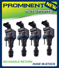 Set of 4 Ignition Coil for Saturn Chevrolet  Cobalt HHR Ion-3 C1552 UF-491 D517A