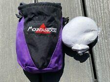 Vintage Chalk Bag Mountain Tools Defunct California Climbing Company Chalk Ball