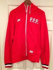 Nike Sportswear Fff French Football Federation Hooded Top Size- Medium Bnwt