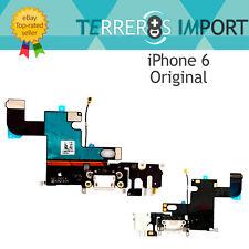 Flex Dock Conector Carga iPhone 6 Blanco Calidad Original PREMIUM