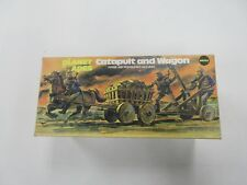 VINTAGE MEGO POTA PLANET OF THE APES CATAPULT & WAGON FIGURE VEHICLE W/ BOX