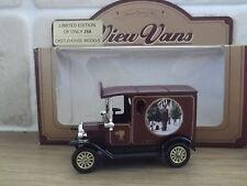 Lledo Stevelyn View Van, Model T Ford, The Iron Man Sculpture by Antony Gormley