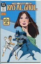 Saga of Ra's Al Ghul 1988 series # 3 very fine comic book