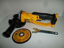 "DeWALT DCG412B 20V MAX LITHIUM ION 4 1/2""-5"" GRINDER  (Tool only)"