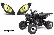 Headlight Eye Graphics Kit Decal Sticker Cover For Yamaha Raptor 660 01-05 ECLPS