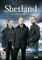 Shetland: The Complete Series 1 and 2 [DVD][Region 2]