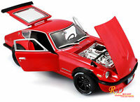 1971 DATSUN 240Z RED TOKYO MOD 1:18 DIECAST MODEL CAR BY MAISTO 32611