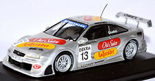 Opel Calibra V6 ITC 1996 G. Giudici #13 Scuderia Giudici silver metallic 1:43