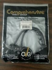 Comprehensive video premium VGA y (splitter) cable HD15P-2HD15J