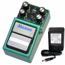 Maxon ST-9 Pro+ Super Tube Overdrive w/ 9v power supply