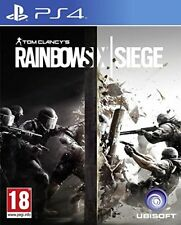 Ubisoft Rainbow Six Siege (ps4)