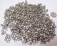 500 kuchi nomad tribal 6 mm handmade heishee beads Renaissance fest Wicca 49668