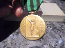 belle medaille ww2 belge  - -