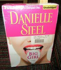 BIG GIRL 9-DISC CD AUDIOBOOK BY DANIELLE STEEL, UNABRIDGED, KATHLEEN MCINERNEY