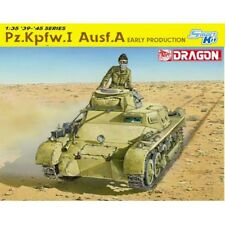 Dragon #6289 1/35 Pz.Kpfw.I Ausf.A Early Production ~ Smart Kit Series