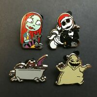 Nightmare Before Christmas - 4 Pin Set Disney Pin 130867